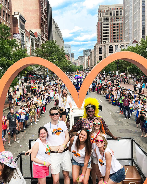 titos pride float group photo1