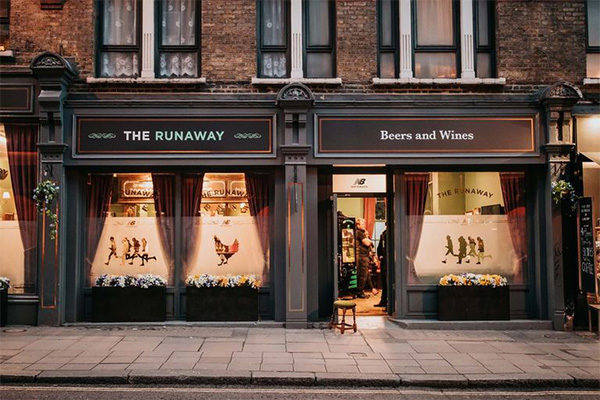 new balance the runaway beers and wine experience