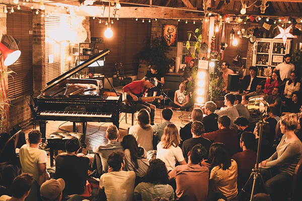 Sofar PopUp Concert Experience-Intimate Performance